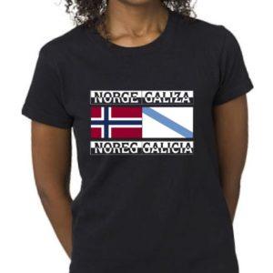 Camisolas Noruega-Galiza